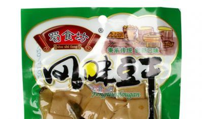 山椒风味豆干