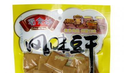 五香风味豆干