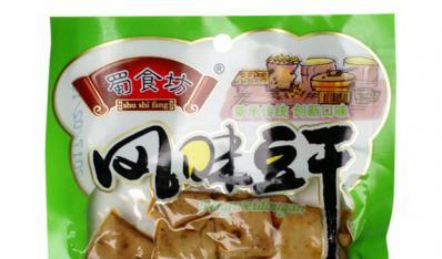 泡椒风味豆干
